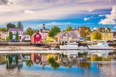 Portsmouth, New Hampshire, EUA imagens de stock royalty free