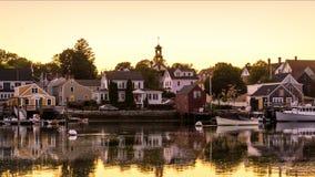 Portsmouth, New Hampshire, skyline da cidade dos EUA
