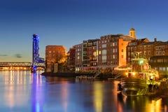 Portsmouth, New Hampshire Stock Image