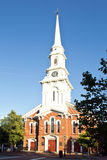 Portsmouth, North Church Stock Photo