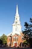 Portsmouth, North Church Stock Photo