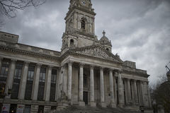 Portsmouth ratusz Obrazy Royalty Free