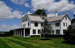 Portsmouth, RI: Brayton Family Home at Green Animals Royalty Free Stock Photo