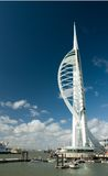 portsmouth spinnaker wieży Obrazy Stock