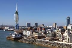 Portsmouth - Vereinigtes Königreich Lizenzfreie Stockfotos