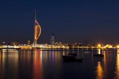 Portsmouth waterfront Stock Images