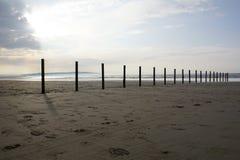 Portstewart子线,北爱尔兰 图库摄影