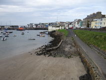 Portstewart - Northtern Irlande Photographie stock libre de droits