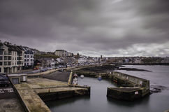 Portstewart Town stock photo