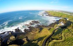 Portstrush Co Nordliga Antrim - Irland Royaltyfri Bild