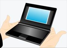 Portátil Imagens de Stock