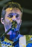 porttrait of singer daniele silvestri Stock Photography
