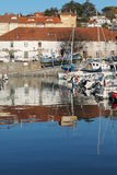 Portua, Bizkaia & x28 Plentziako  Βασκικά χώρα & x29  Στοκ φωτογραφία με δικαίωμα ελεύθερης χρήσης