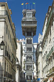 Portugais célèbre d'ascenseur images libres de droits
