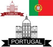 portugal Arkivfoton
