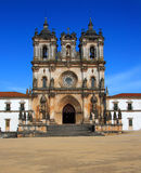 Portugal, Alcobaca Monastery. Royalty Free Stock Photo