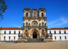 Portugal, Alcobaca Monastery. Royalty Free Stock Images