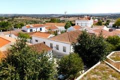 Portugal Alentejo Alvito Royaltyfri Foto