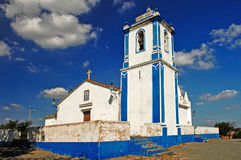 Portugal, Alentejo: Chapel near evora Royalty Free Stock Photo