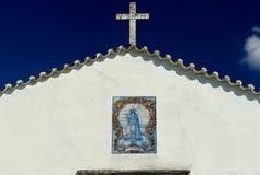 Portugal, Alentejo: Chapel near evora Stock Images