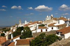 Portugal, Alentejo: Dorf von Monsaraz Lizenzfreie Stockbilder