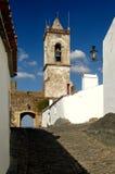 Portugal, Alentejo: Dorf von Monsaraz Stockfoto