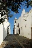Portugal, Alentejo: Dorf von Monsaraz Lizenzfreies Stockfoto