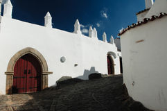 Portugal; Alentejo; Monsaraz royalty free stock image