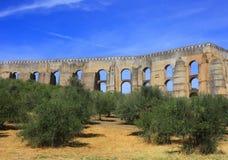 Portugal, Alentejo region, Elvas. UNESCO World Heritage site. Royalty Free Stock Images
