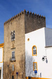 Portugal, Alentejo Region, Evora Historic centre. Stock Images