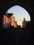 Portugal Alentejo region, Evora, Monsaraz Royaltyfri Bild