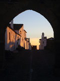 Portugal, Alentejo Region, Evora, Monsaraz. Royalty Free Stock Image