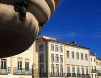 Portugal, Alentejo Region. Evora - UNESCO World Heritage Site. Royalty Free Stock Images