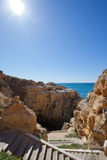 Portugal - Algar Seco Royalty Free Stock Photos