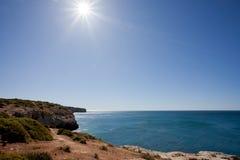 Portugal - Algar Seco Royalty Free Stock Images