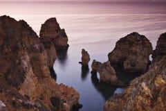 Portugal: Algarve Royaltyfria Foton
