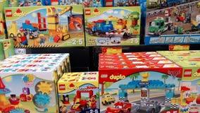 Lego duplo Stock Photo