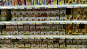 Health food products Stock Photo