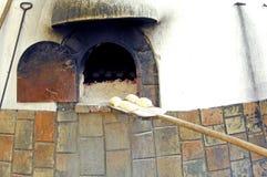 Portugal, Algarve: fabricación del pan Fotografía de archivo
