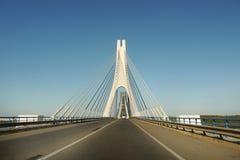 Portugal Algarve huvudvägbro Arkivbilder