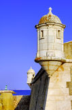 Portugal, Algarve, Lagos: Fort Royalty Free Stock Images