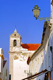 Portugal, Algarve, Lagos: Santo Antonio Church Royalty Free Stock Photo