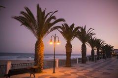 PORTUGAL ALGARVE LUZ BEACH Royalty Free Stock Image