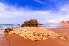Portugal, Algarve - Praia da Rocha Royalty Free Stock Image