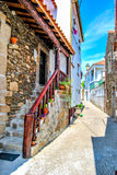 Portugal Ancient streets Royalty Free Stock Photo