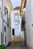 Portugal, area of Algarve, Tavira: architecture Royalty Free Stock Photo