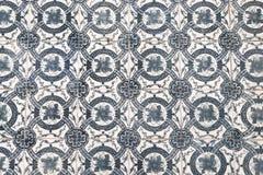 Portugal-azulejo Fliesen stockbilder