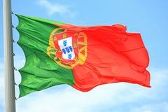 Portugal bandery Fotografia Royalty Free