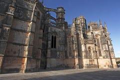 Portugal, Batalha: Batalha Monastery Stock Images
