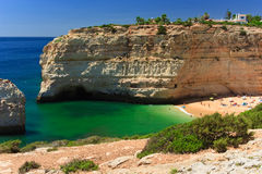 Portugal Beach Stock Photo
